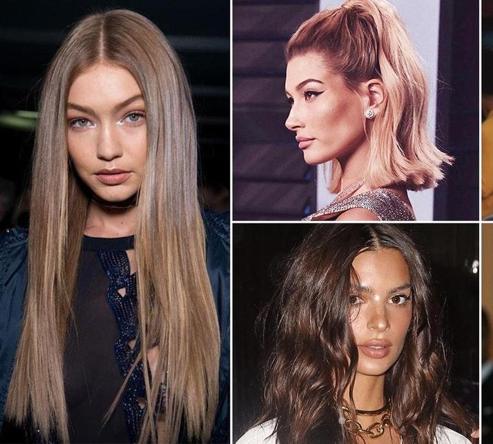Le 7 tendenze del colore dei capelli dell'autunno 2019 che devi conoscere