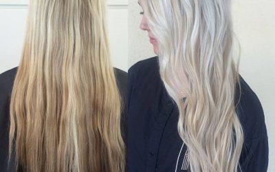 3 motivi per cui i capelli diventano arancioni quando li colori